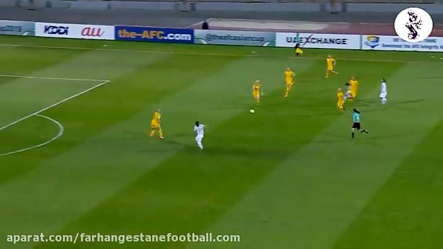 فینال جام ملت های زنان آسیا; ژاپن 1-0 استرالیا