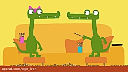 انیمیشن آموزشی حیوانات