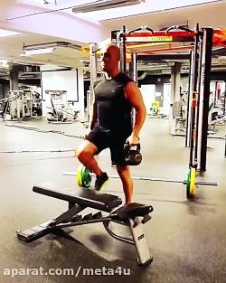 آموزش بدنسازی و فیتنس - ...
