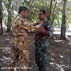 آموزش دفاع شخصی: دفاع د...