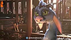 انیمیشن کوتاه و فانتزی ...