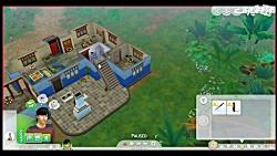گیمپلی سیمز 4 با وفا : ماجراجویی در جنگل - قسمت اول
