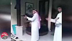 حمله عربستان به ایران با موشک های کاغذی!