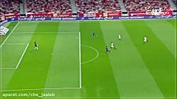 خلاصه بازی بارسلونا 5 - 0 سویا فینال کوپا دل ری