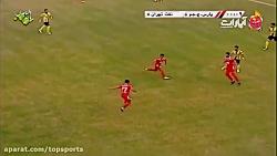 پارس جنوبی جم 3-0 نفت تهران