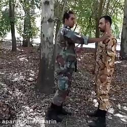 آموزش دفاع شخصی: مقابله...