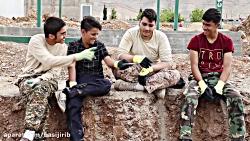 قصه جالب چهار نوجوان ایرانی