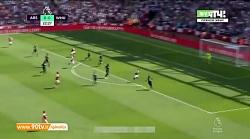 خلاصه بازی: آرسنال 4-1 وس...