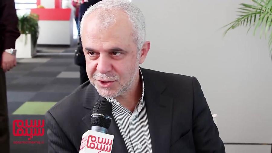 مصاحبه سلام سینما با جناب اوحدی داور جشنواره پرواز