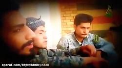 مداحی مدافعان حرم حاج م...