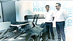 VW Motorsport goes electric: World Premiere of the I.D. R Pikes Peak