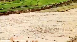 طغیان رودخانه اعلا - خوزستان شهرستان باغملک