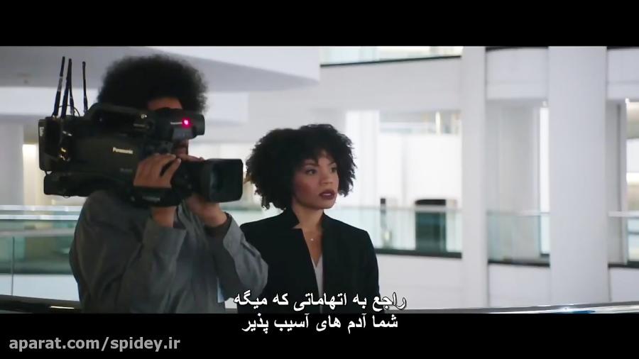 تریلر داغ و جدید فیلم Venom منتشر شد + زیرنویس فارسی