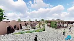 پروژه مدرن ژینوار در روژاوا -مکانی مخصوص برای بانوان