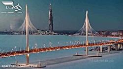 هرگز زیبایی زمستان شهر ...