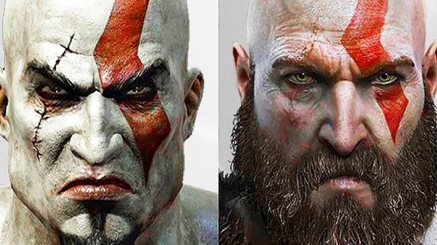 تحول گرافیکی بازیهای God of War از 2005 تا 2018