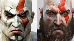 تحول گرافیکی بازیهای God of War از ۲۰۰۵ تا ۲۰۱۸