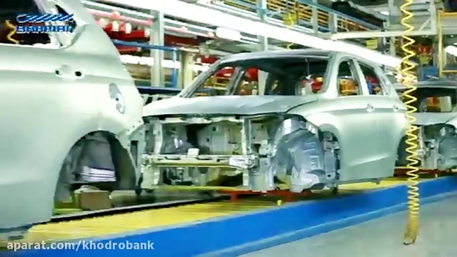 هاوال رسما در خط تولید بهمن موتور قرار گرفت