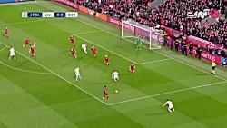 خلاصه بازی لیورپول 5-2 آاس رم (درخشش صلاح) - HD