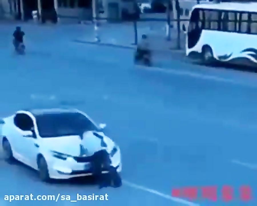 شیادی در خیابان