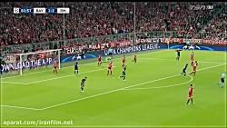 خلاصه بازی بایرین مونیخ 1 - 2 رئال مادرید