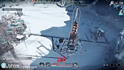 گیم پلی از FrostPunk