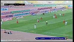 فولاد خوزستان 0 - 1 تراکت...