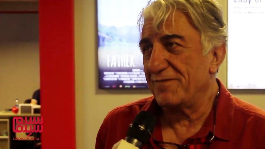 مصاحبه اخصاصی سلام سینما با رضا کیانیان