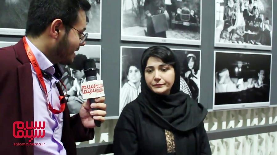مصاحبه اخصاصی سلام سینما با باران کوثری
