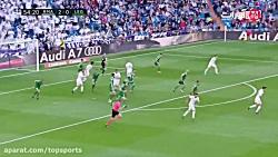 خلاصه بازی رئال مادرید ...