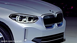 BMW iX3 Concept (2020) Premium Electric SU...
