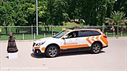 عملکرد سیستم های ایمنی هوشمند خودرو در دنیای واقعی !!!