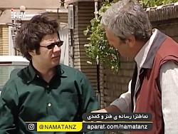 نماطنز | جوگیر شدن علی صادقی وقتی موتور صفر سوار میشه!