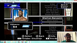 WWE:SmackDown vs. Raw 2006-GM Mode(قسمت دوم)