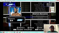 WWE:SmackDown vs. Raw 2006-GM Mode(قسمت دوم)
