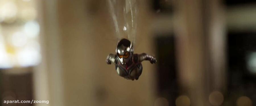 دومین تریلر رسمی فیلم Ant-Man and The Wasp - زومجی