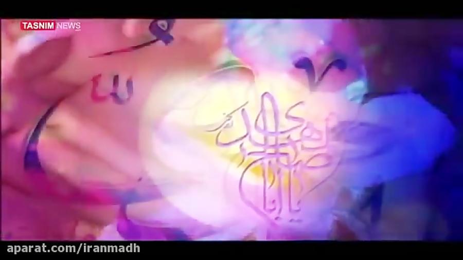 مولودی ویژه نیمه شعبان و میلاد امام زمان l حاج محمود کریمی / بسیار زیبا و فوق العاده