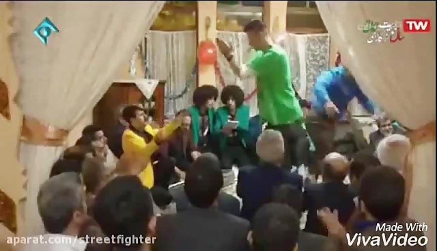 رقص ارسطو در پایتخت 5