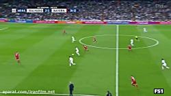 خلاصه بازی رئال مادرید 2 - 2 بایرن مونیخ