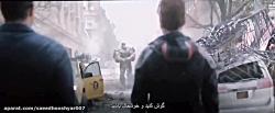 آخرین انتقام:سکانسی از فیلم انتقام جویان:جنگ بی نهایت