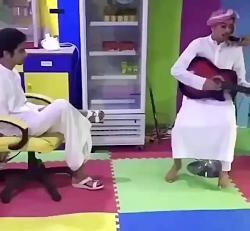 مگه نگفتم موسیقی حرام ا...