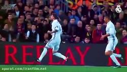 بهترین گل های رئال مادرید مقابل بارسلونا