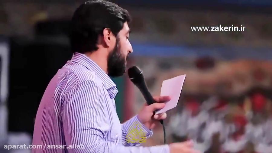 مداحی جدید و بسیار زیبای حاج سید مجید بنی فاطمه بنام  ناد علی یاد علی