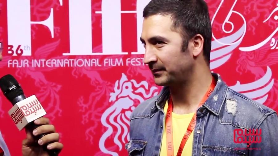 مصاحبه اخصاصی سلام سینما با کریم امینی
