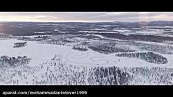 Porsche Driving Experience - Levi, Finland...