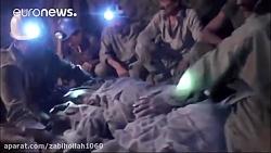 انفجار معدن در پاکستان...