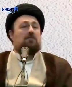 سید حسن خمینی:حکومت مهدی حکومت لال ها نیست!!!!