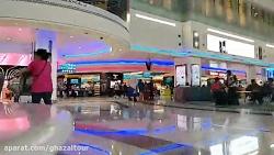 نگاهی گذرا به فرودگاه دبی