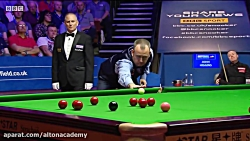 Mark Williams Two Plants v John Higgins F1...