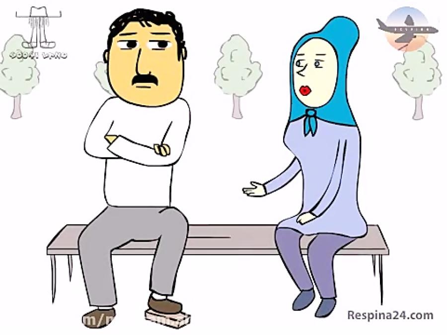 کلیپ طنز فوق خنده دار پرویز و پونه در باره گران شدن ارز
